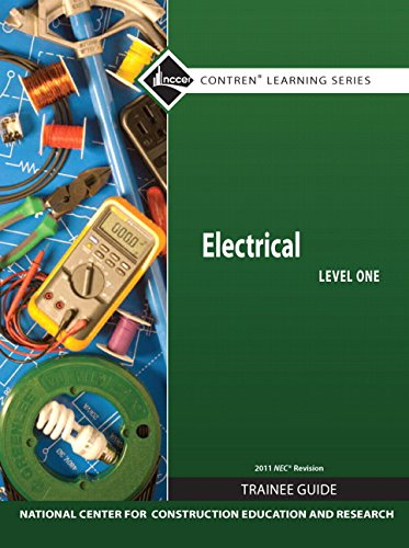 Electrical Level 1 Trainee Guide, 2011 NEC Revision, Hardcover (7th Edition)
