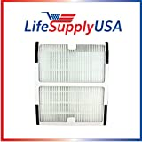 HEPA Air Purifier Filter fits Idylis B Air Purifiers IAP-10-125, IAP-10-150, Model # IAF-H-100B, IAFH100B