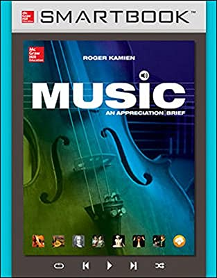 SmartBook for Music: An Appreciation, Brief Edition