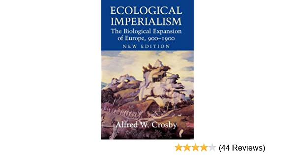 ecological imperialism crosby