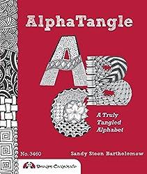 AlphaTangle: A Truly Tangled Alphabet (Design Originals)