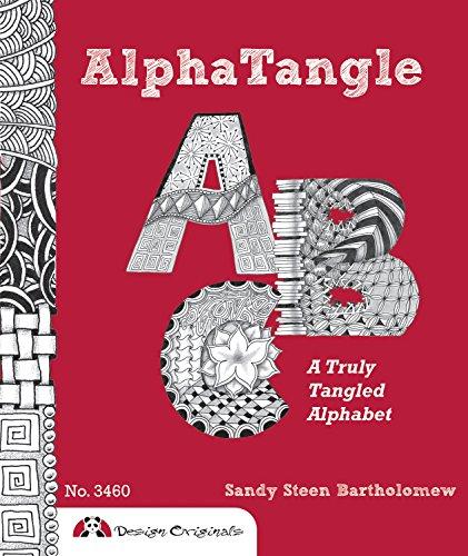 AlphaTangle: A Truly Tangled Alphabet! (Design Originals)