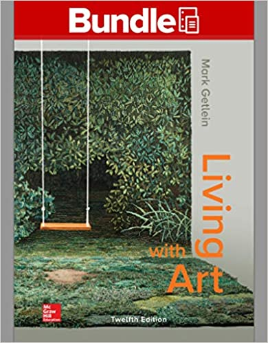 loose leaf for living with art with connect access card
