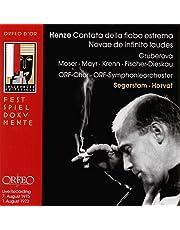 Gruberova/Moser/Orf Chor & Symphoni - Cantata Della Fiaba Estrema, Novae