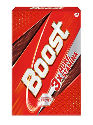 Boost Health, Energy & Sports Nutrition drink – 1 kg Refill Pack
