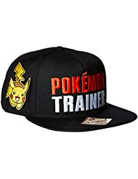 Pokemon Trainer Color Omni Snapback Baseball Cap