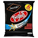 Jacobs Twiglets 6 Pack 180g