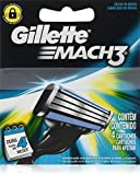 Gillette Mach 3 Razor Refill Cartridges, 8 Count