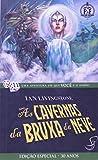 capa de As Cavernas da Bruxa da Neve - Volume 9