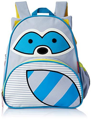 Skip Hop Zoo Little Kid Backpack, Raccoon
