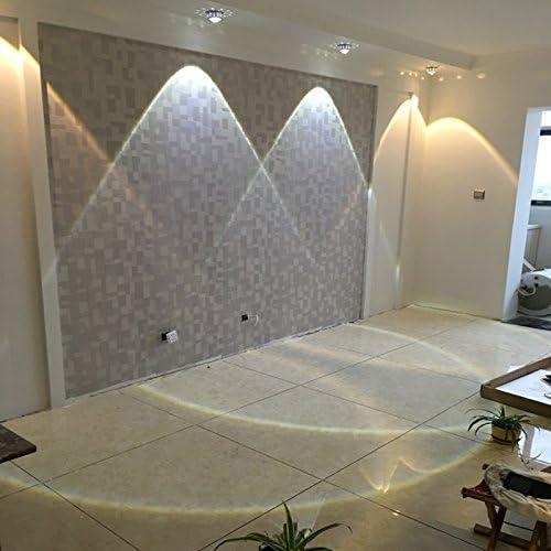 Focos pared salón sofá de LED TV tubo luz de luces ojo de buey luz ...
