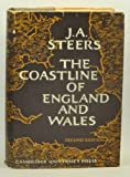 The Coastline of England and Wales, Steers, J. A., 0521065488