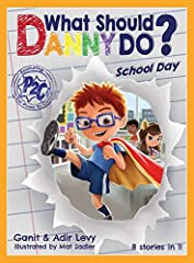 "FUN. INTERACTIVE. EMPOWERING.  ""The absolute best book available for kids ages 4-9."" - Maya Shanun, Pediatrician & Mother of 58 stories in 1! Danny is back in an all new adventure! In this follow up to the #1 Amazon Best Seller, What Shou..."