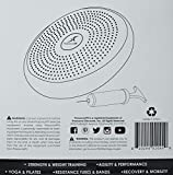 ProsourceFit Diameter Core Balance Cushion Exercise