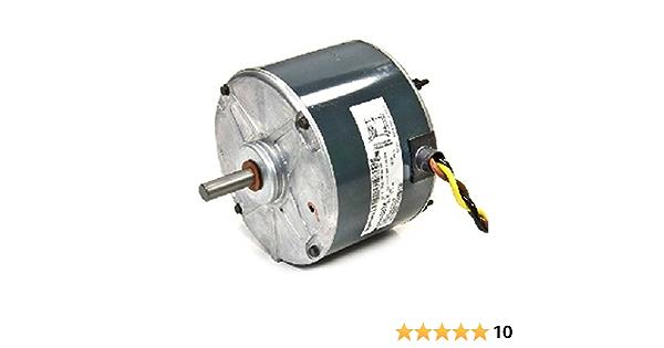 US Motors Carrier CA3411 Condenser Fan Motor 1//15hp 208-230v 1125 rpm CCWLE