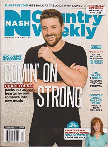Country Weekly Magazine - Nash Country Weekly Magazine November 23 2015