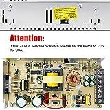 JOYLIT 12V 30A 360W Power Supply Adapter, Universal