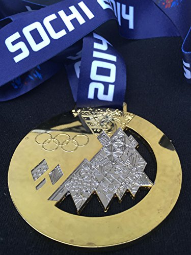 large gold medal - 9
