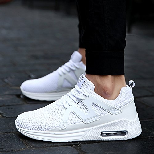 D'air Outdoor Gym Chaussure Hommes Running 48 35 De Casual Femme Mesh Respirant Chaussures Sport Blanc01 Fitness Sports Coussin PxCq6wxFz