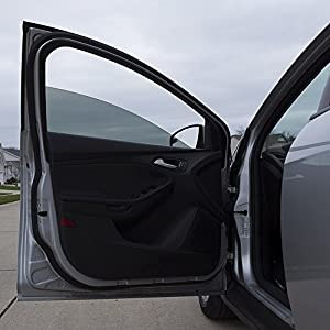 Gila Basic 5% VLT Automotive Window Tint DIY Glare Control UV Blocking 2ft x 6.5ft (24in x 78in)