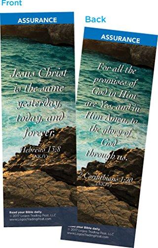 Bible Cards - Assurance - He Is Same (Pk/25)