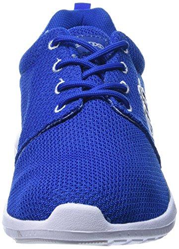 Kappa SPEED II Footwear unisex - zapatilla deportiva de material sintético unisex azul - Blau (6010 blue/white)