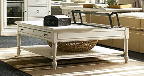 Universal Furniture Summer Hill Entertainment Console with Deck, Cotton by Universal Furniture