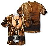 Star Trek - Khan Uniform (Front/Back Print) T-Shirt Size M