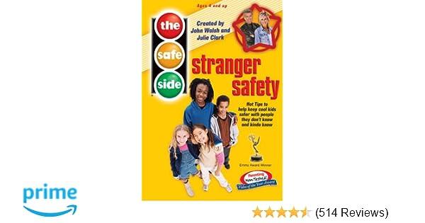 Amazon com: The Safe Side - Stranger Safety: Hot Tips To