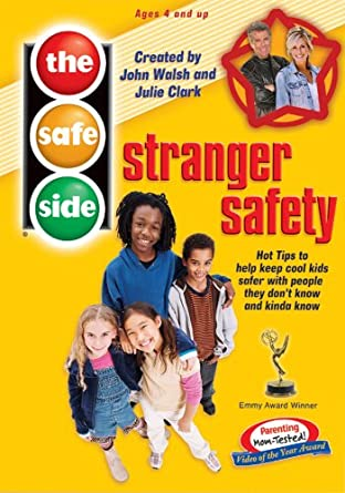 Amazon com: The Safe Side - Stranger Safety: Hot Tips To