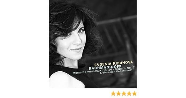 Evgenia Rubinova plays Rachmaninoff by Evgenia Rubinova on Amazon Music -  Amazon.com ad7c18a8d81