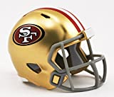 San Francisco 49ers Riddell Speed Pocket Pro