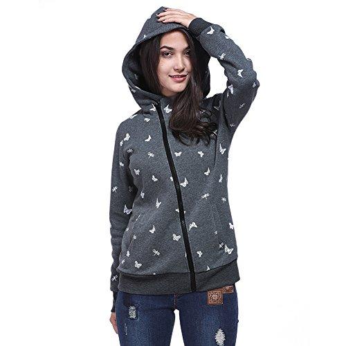 zipper detail sweater - 1