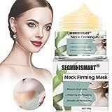 Neck Firming Cream,Neck Anti-Wrinkle Mask,Neck