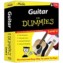 eMedia Guitar For Dummies Level 2