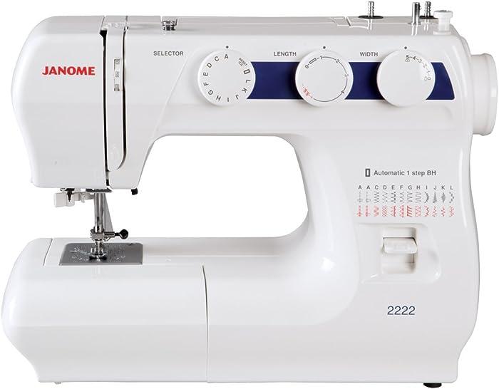 Top 10 Janomenew Home Sewing Machine