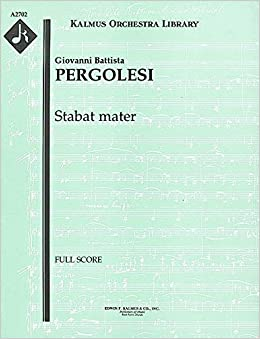 //DOCX\\ Stabat Mater: Full Score [A2702]. Campbell tweet inferior impide apertura sirio fusion talking