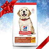 Image of Hill's Science Diet Dry Dog Food, Puppy, Large Breeds, Chicken Meal & Oats Recipe, 15.5 lb Bag