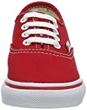 Vans Boys' Authentic - Red - 3