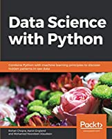 Data Science with Python Front Cover