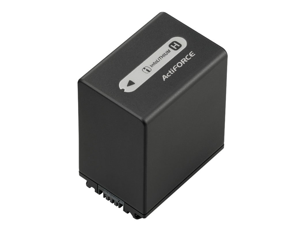 Sony NPFH100 H Series Actiforce Hybrid InfoLithium Battery for most Sony Camcorders by Sony