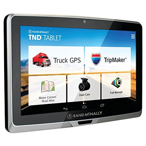 Rand Mcnally Tnd(Tm) Tablet 70 With 7 Display Gps And Dashcam Tnd(Tm) Tablet 70 With 7 Display Gps And Dashcam by RAND MCNALLY