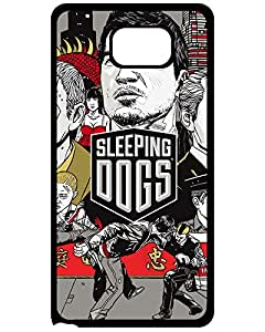 Christmas Gifts Samsung Galaxy Note 5 Hybrid Tpu Case Cover Silicon Bumper Free Sleeping Dogss 8326071ZJ145210409NOTE5 FIFA Game Case's Shop