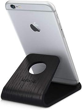 kalibri Soporte de Madera para móvil - Soporte Universal para ...