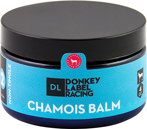 Donkey Label Chamois Balm NoN Tingle 3.6 oz
