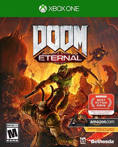 Doom Eternal - Xbox One [Amazon Exclusive Bonus]