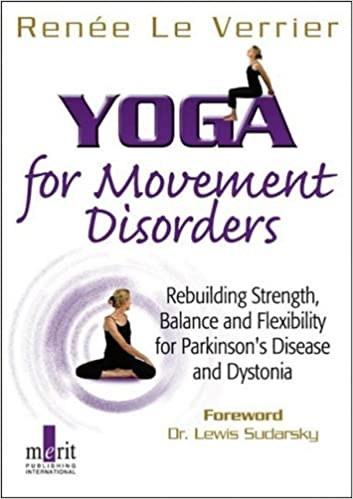 Book Yoga for Movement Disorders