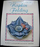 img - for Miniature Book of Napkin Folding (The Miniature Book Series) book / textbook / text book