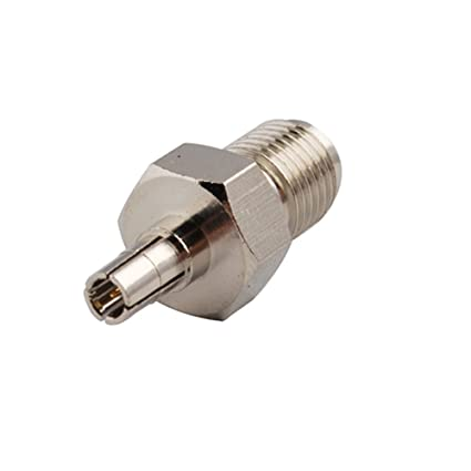RF Coaxial Adapter SMA Jack to CRC9 Plug Connector for HUAWEI 3G USB Modem Antenna
