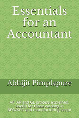 Essentials for an Accountant: AP, AR and GL process